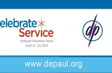 Celebrate Service National Volunteer Week