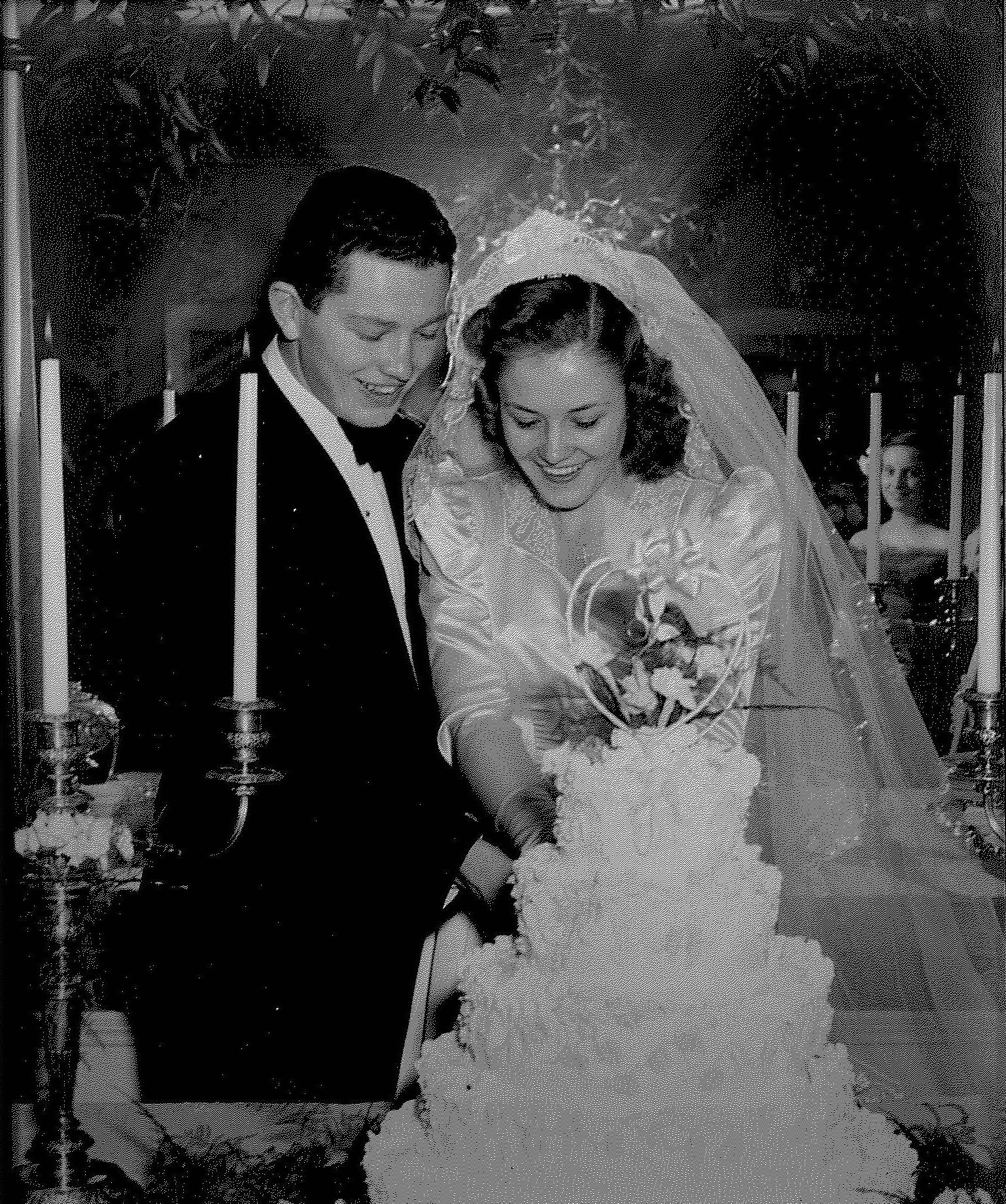 Bob Cox wedding picture