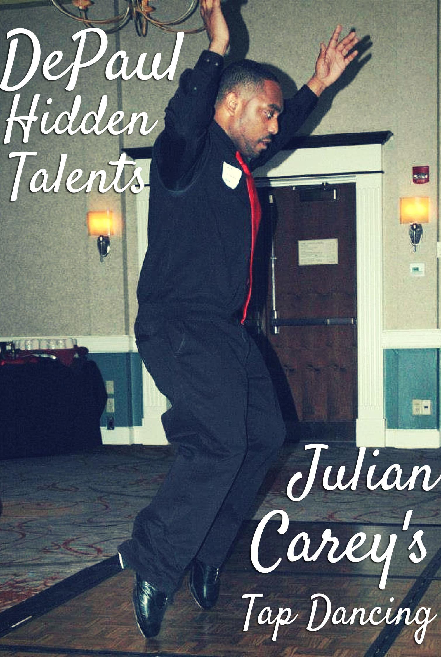 Julian Carey's Tap Dancing