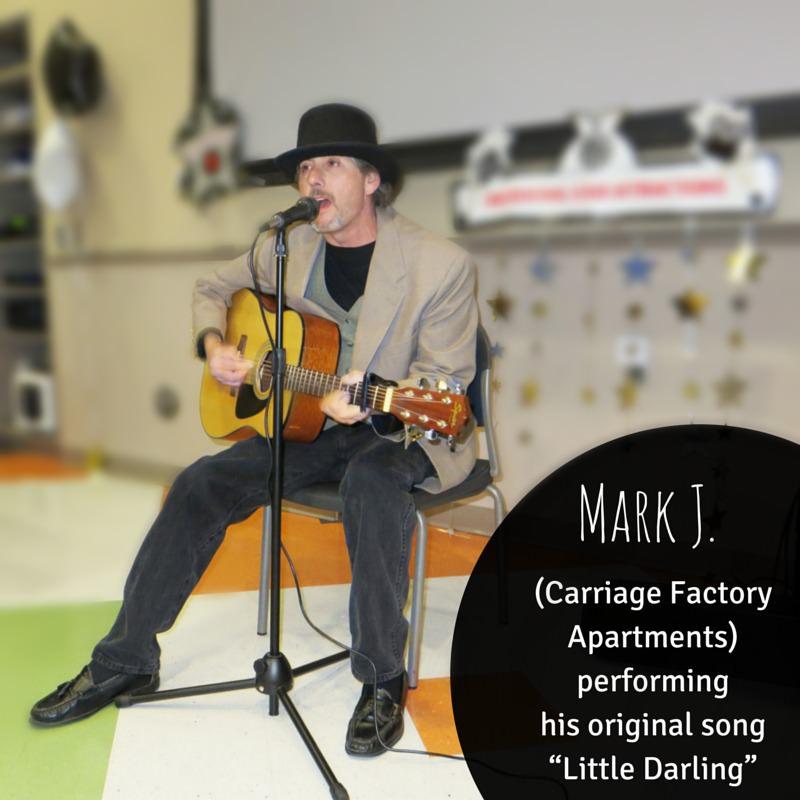 Mark J Carriage