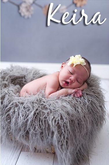 Keira Jayne Jereza Baby photo