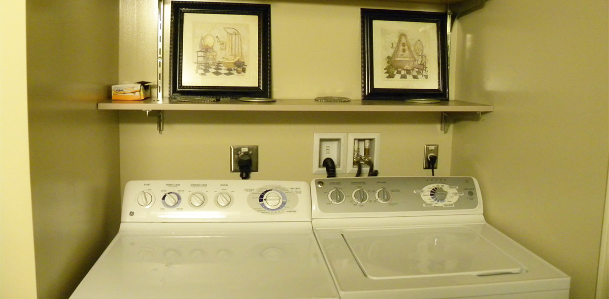 Brown Street Apartments Laundry