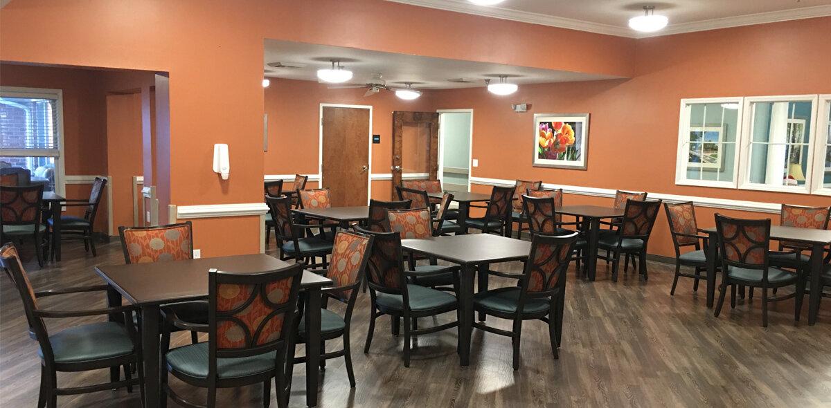 Southfork Dining Room