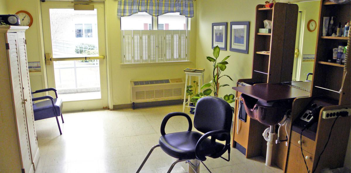 Horizons DePaul Senior Living Salon