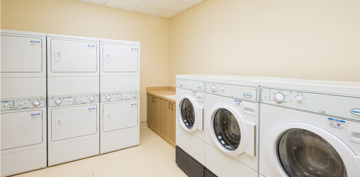 Riverside Apartments Laundry Facilities