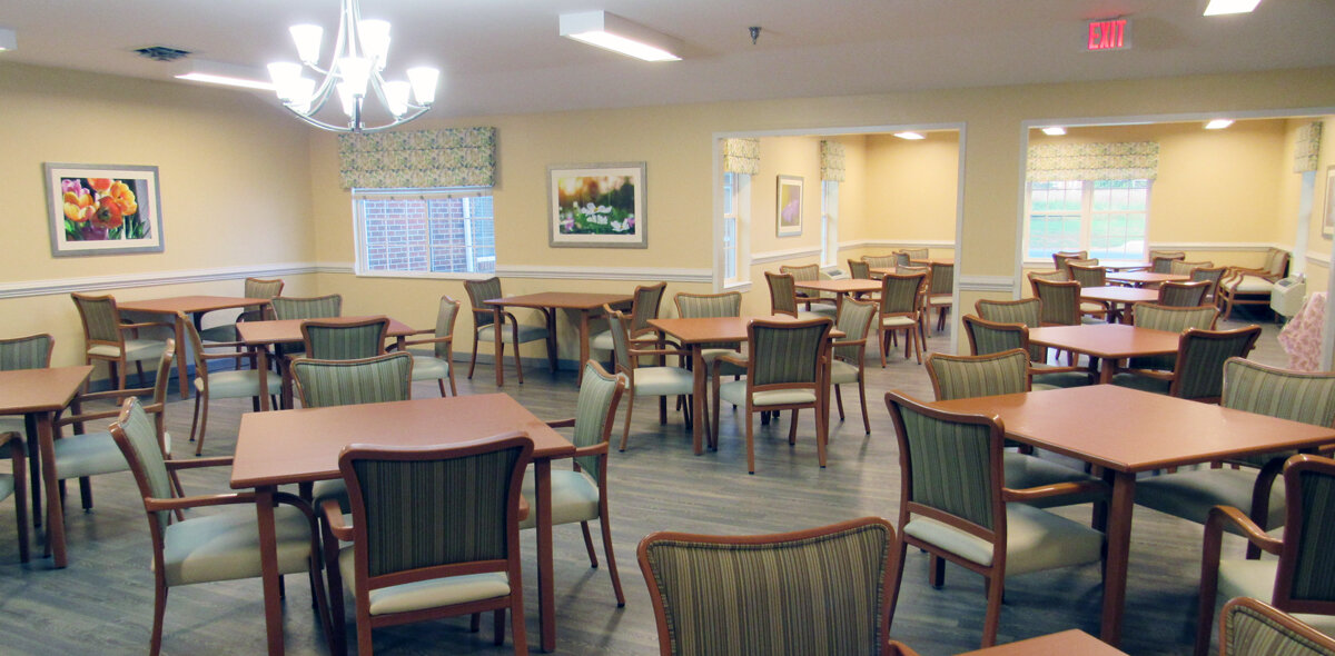 Wexford House New Dining Room