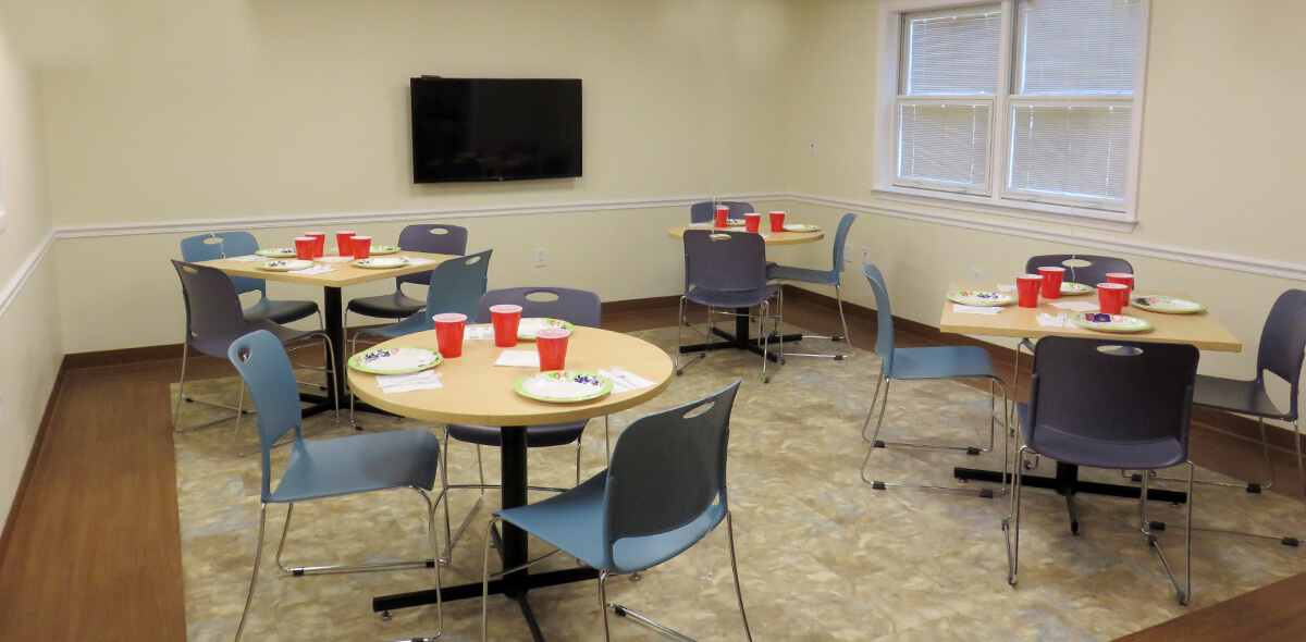 Ridgeview Commons Community Room