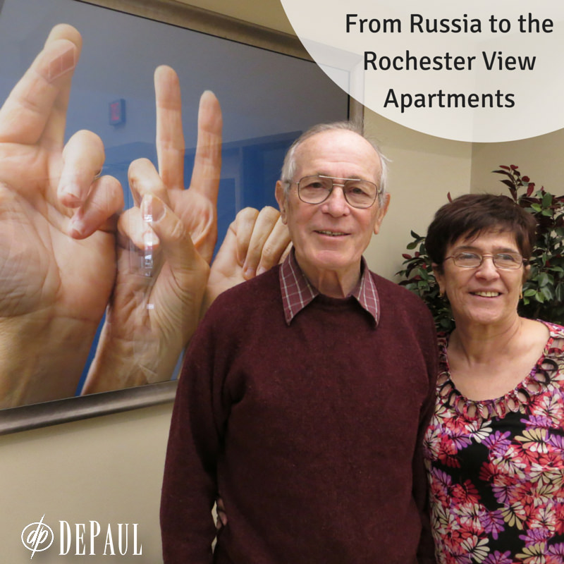 The Kipermans at Rochester View Apartments