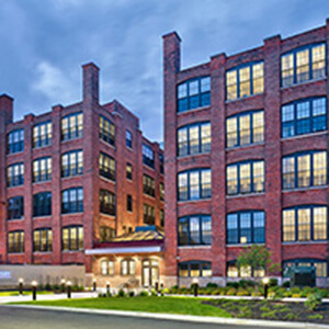 Carriage Factory Apartments
