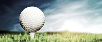 DePaul Annual Golf Classic Golf Ball