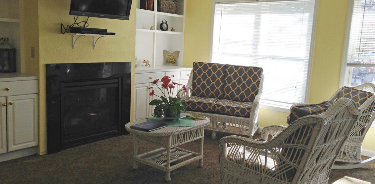 Southfork Winston-Salem Living Area