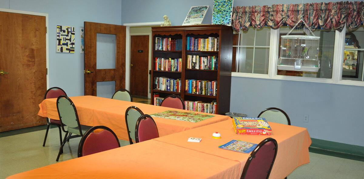Southfork Winston-Salem Activity Room
