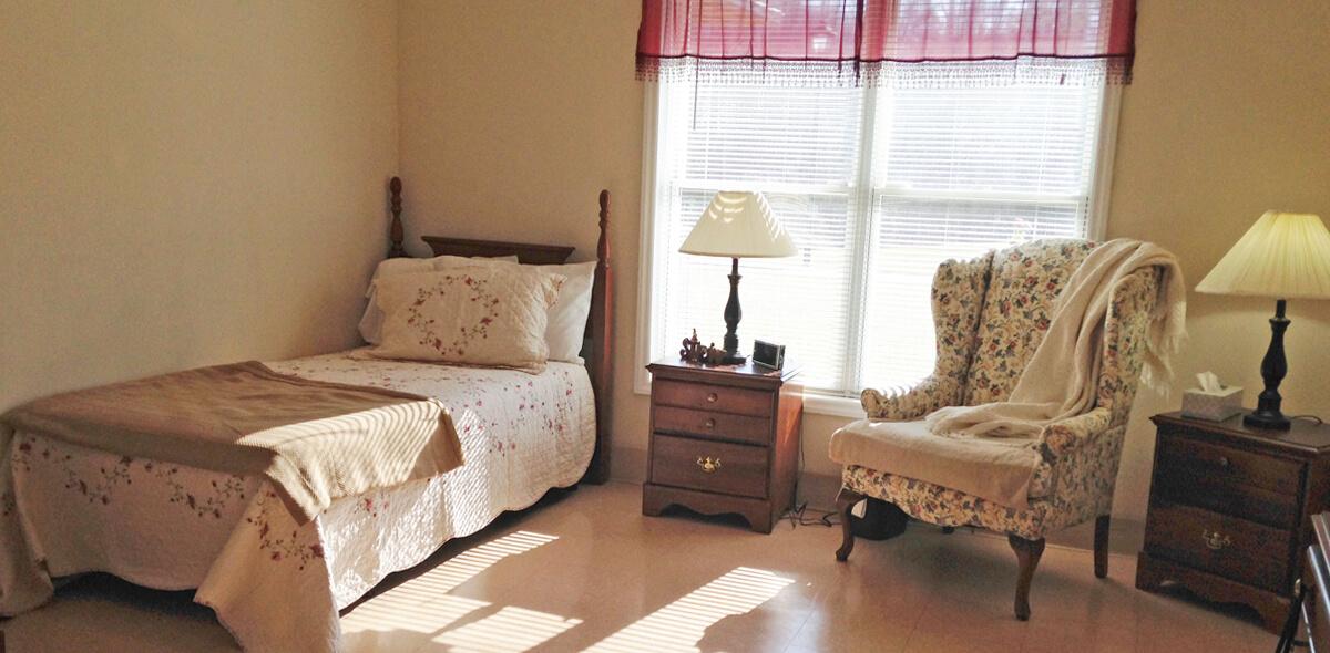Southfork Winston-Salem Bedroom