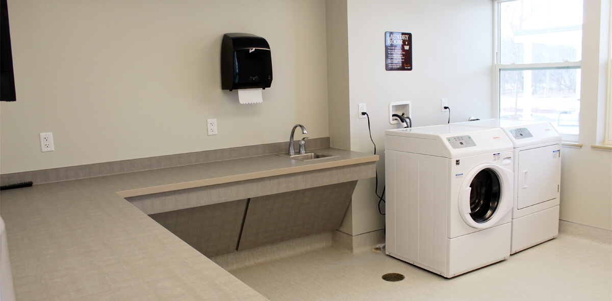 H Skybird Landing Apartments Laundry Room