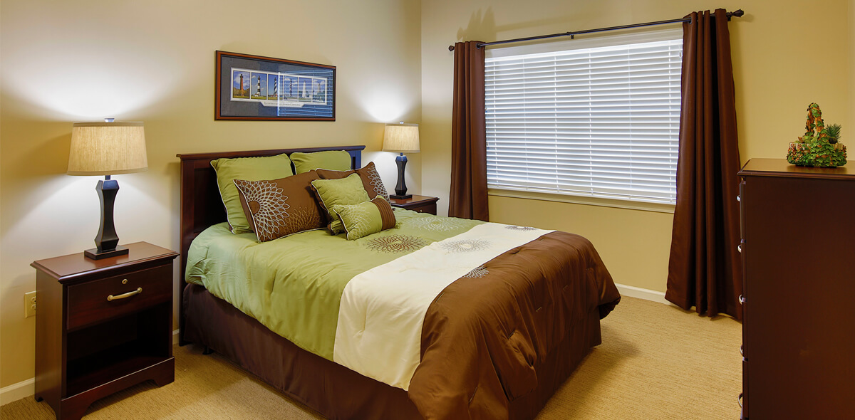 Villas At Rolling Ridge Bedroom