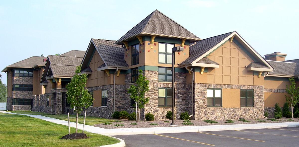 DePaul Seneca Square Community Residence Single Room Occupancy Program Exterior