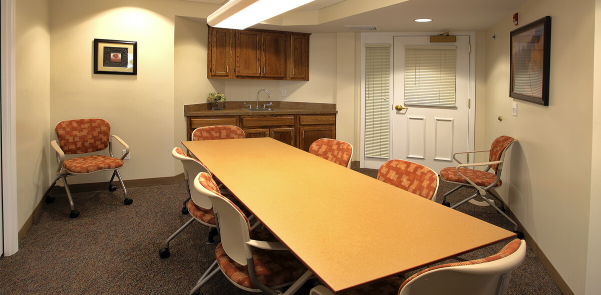 DePaul Batavia Apartment Treatment Program Conference Room
