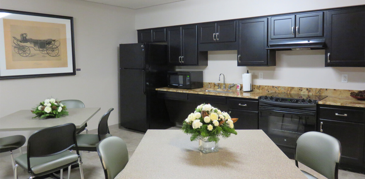 DePaul Carriage Factory Apartment Treatment Program Community Room
