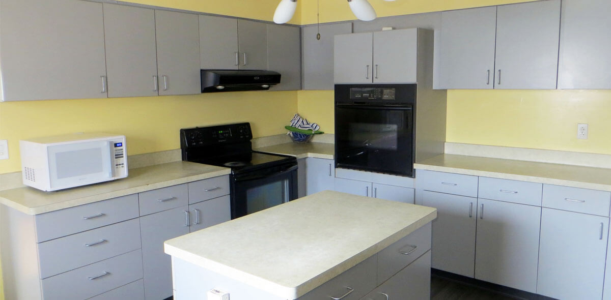 DePaul Elmgrove Licensed Congregate Treatment Site Kitchen
