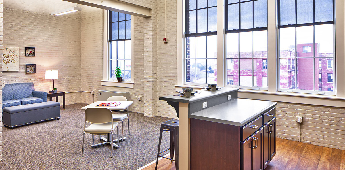 DePaul Carriage Factory Apartment Treatment Program