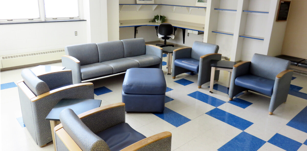 DePaul Edgerton Square Community Residence Single Room Occupancy Program Lounge