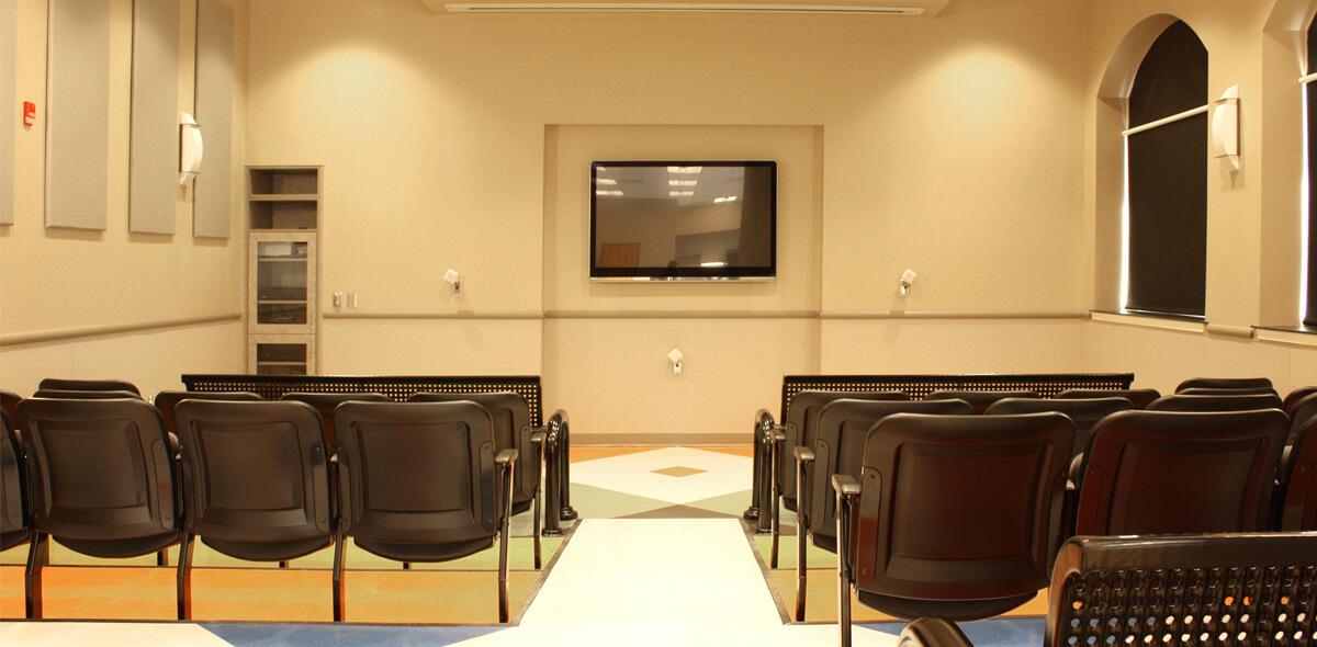 DePaul Halstead Square Community Residence Single Room Occupancy Program Media Room