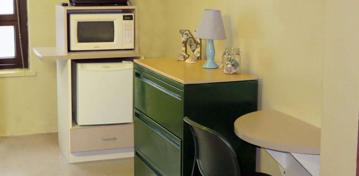 DePaul Cornerstone Community Residence Single Room Occupancy Program Apartment