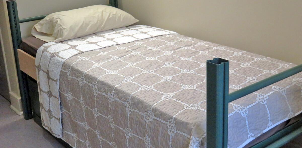 DePaul Cornerstone Community Residence Single Room Occupancy Program Bed