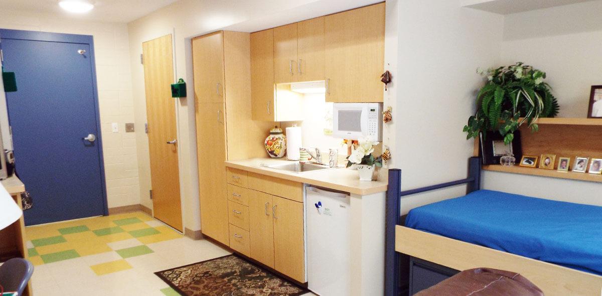 DePaul Seneca Square Community Residence Single Room Occupancy Program Apartment