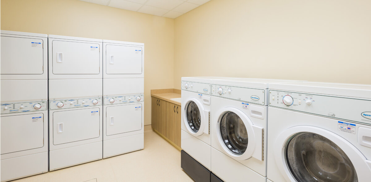 DePaul Riverside Apartment Treatment Program Laundry