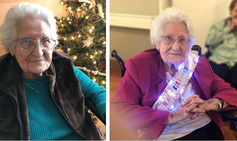 Eunice Jernigan 100th Birthday
