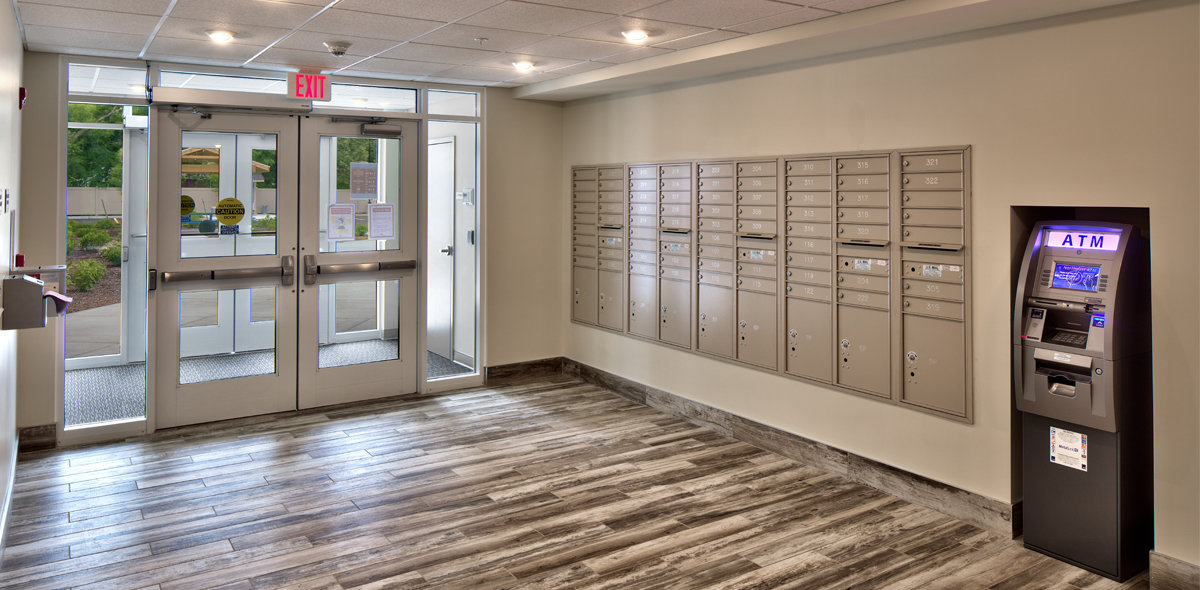 DeWitt Clinton Apartments Mailboxes