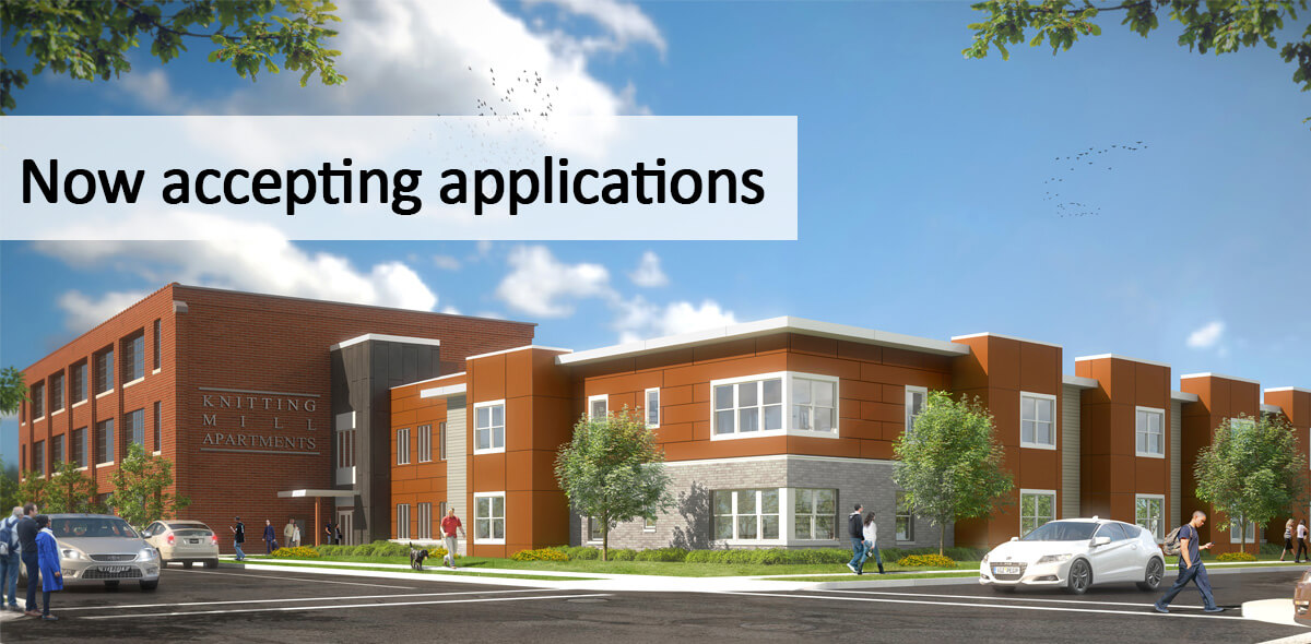Knitting Mill Apartments Accepting Applications