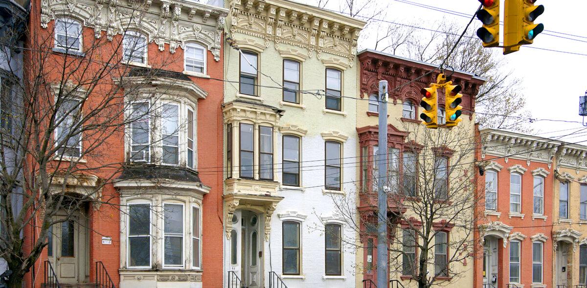 Clinton Avenue Apartments Albany New York