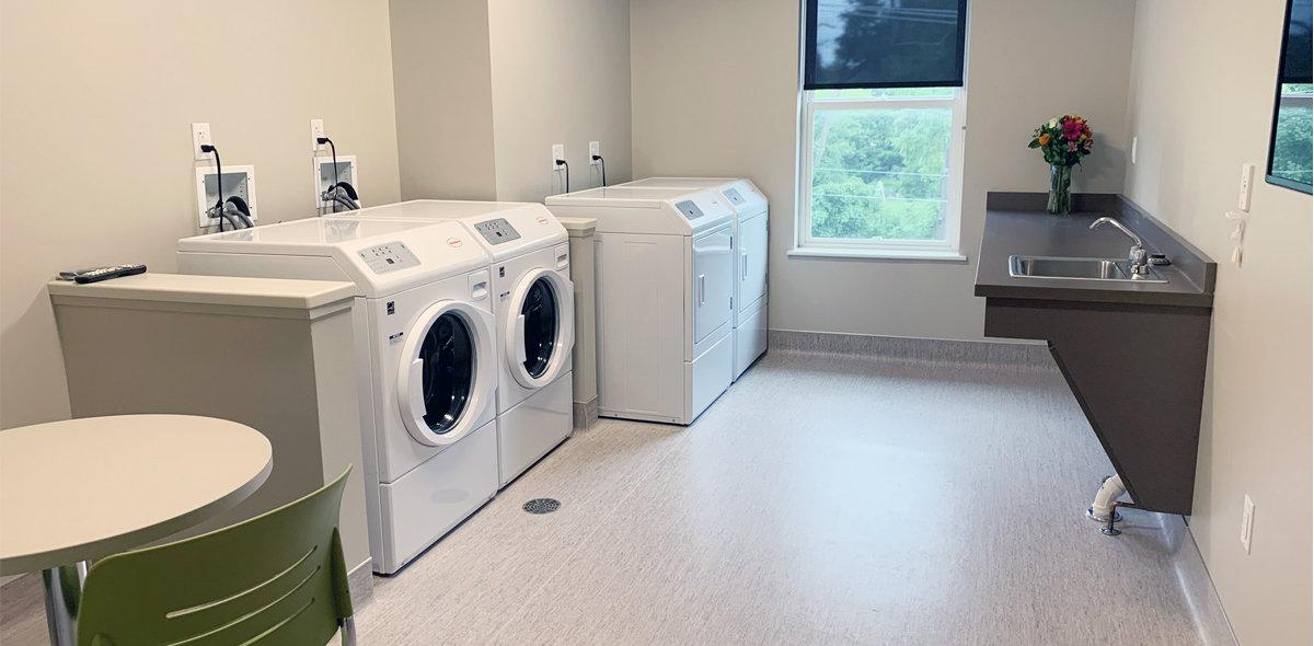 La Rosa Villas Laundry