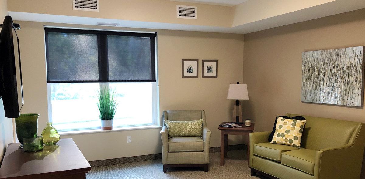 La Rosa Villas Living Room
