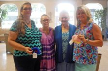 Dayspring At Wallace Infant Hat Donation 3