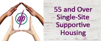 55 And Over Single Site Supportive Housing
