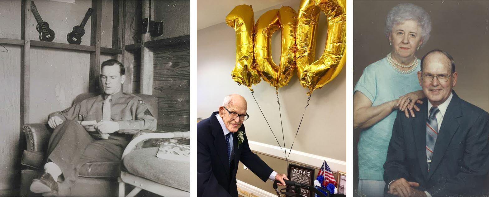 Glenwell Centenarian