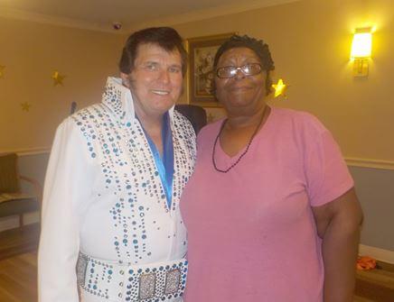 Greenbrier Elvis Visit 2