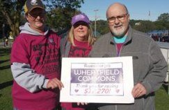 Wheatfield Commons Walk For A Cure 2