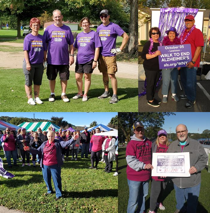 Wheatfield Commons Walk For A Cure