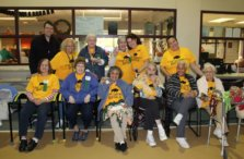 Glenwell DePaul Senior Olympics 2