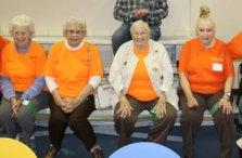 Wheatfield Commons Senior Olympics 2