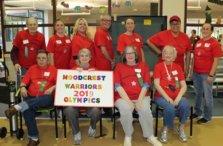 Woodcrest Commons Senior Olympics 2