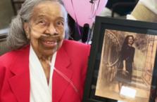 Pee Dee Gardens Elizabeth's 100th Birthday 2