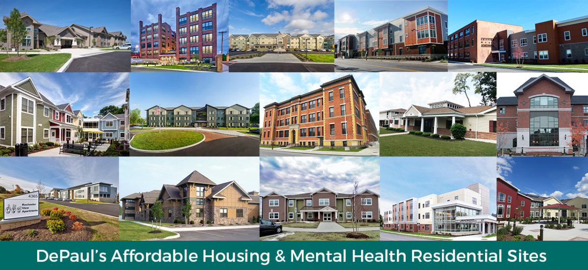 Mental Health and Affordable Building