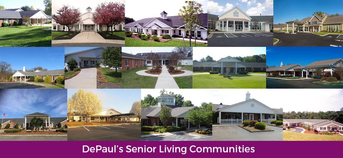 Senior Living Buildings