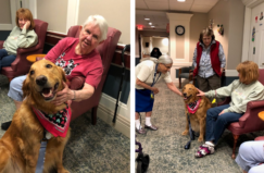 Woodcrest Commons Pet Therapy