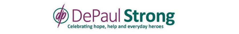 DePaul Strong Logo